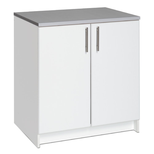 Prepac Elite Storage Garage/Laundry Room Floor Cabinet