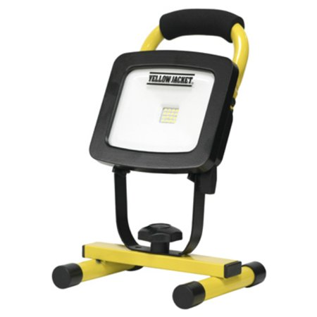 Yellow Jacket® WL40012YJDI 3030 LED Portable Work Light, 14.6W, 1000