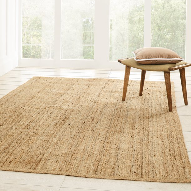 Impressions Keyser Braided Jute Indoor Area Rug Or Runner Rugs Walmart Com Walmart Com