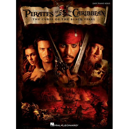 Pirates of the Caribbean - The Curse of the Black Pearl (Songbook) - (The Curse Of The Black Pearl Cast)