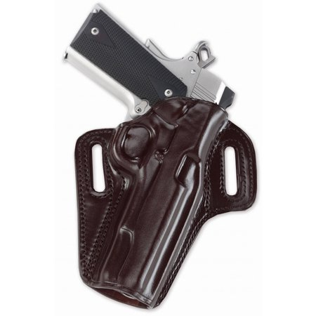 Hand 1911 Leather - Galco Concealable Belt Holster, Fits 1911 with 3.5