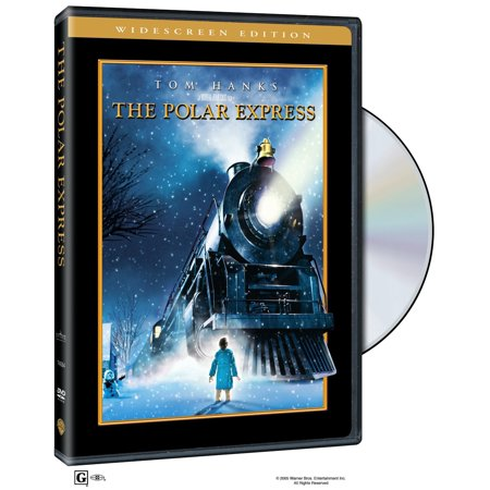The Polar Express (DVD) (Eddie Money Dvd)