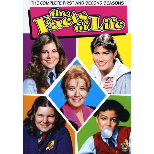 The Facts Of Life: The Complete First And Second Seasons