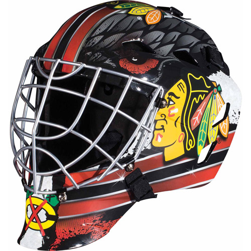 Franklin Sports GFM 1500 Goalie Face Mask Costume