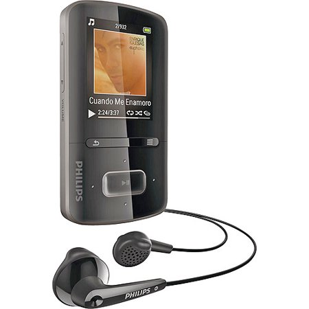 philips gogear vibe mp3 player. Black Bedroom Furniture Sets. Home Design Ideas