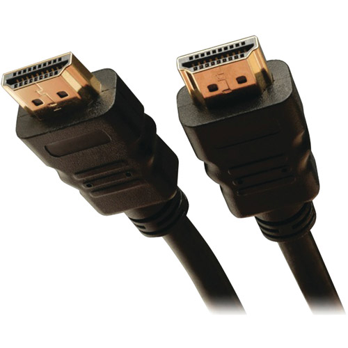 Tripp Lite P569-003 High-Speed HDMI Cable with Ethernet, 3'