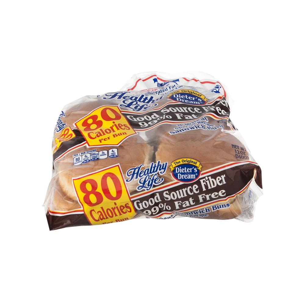 Calories In Martin S Potato Hot Dog Roll