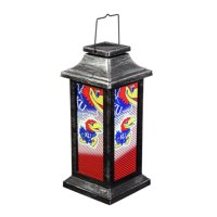 Kansas Jayhawks Solar Garden Lantern - No Size