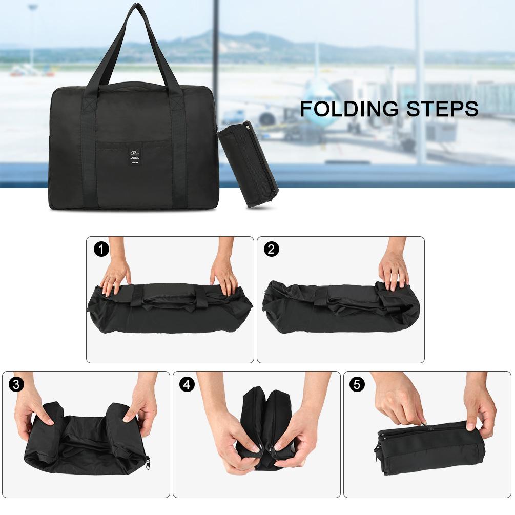 ADGAI New York Tiger Retro Label Canvas Travel Weekender Bag,Fashion Custom Lightweight Large Capacity Portable Luggage Bag,Suitcase Trolley Bag