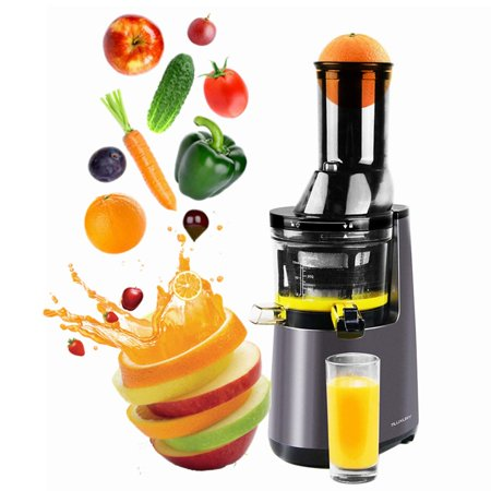Ainfox Slow Masticating Juicer Extractor Cold Press Juicer Cold Press Juicer Machine with 3
