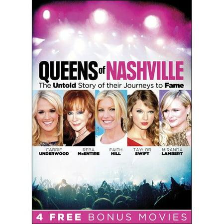 Nashville Airport - Queens Of Nashville [dvd]