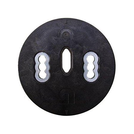 Burton Custom Wide Snowboard (Burton Retro Channel/M6 Transition Kit Snowboard Discs only (set of 2))