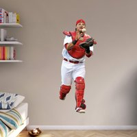 Yadier Molina - St. Louis Cardinals Fathead Player Wall Decal