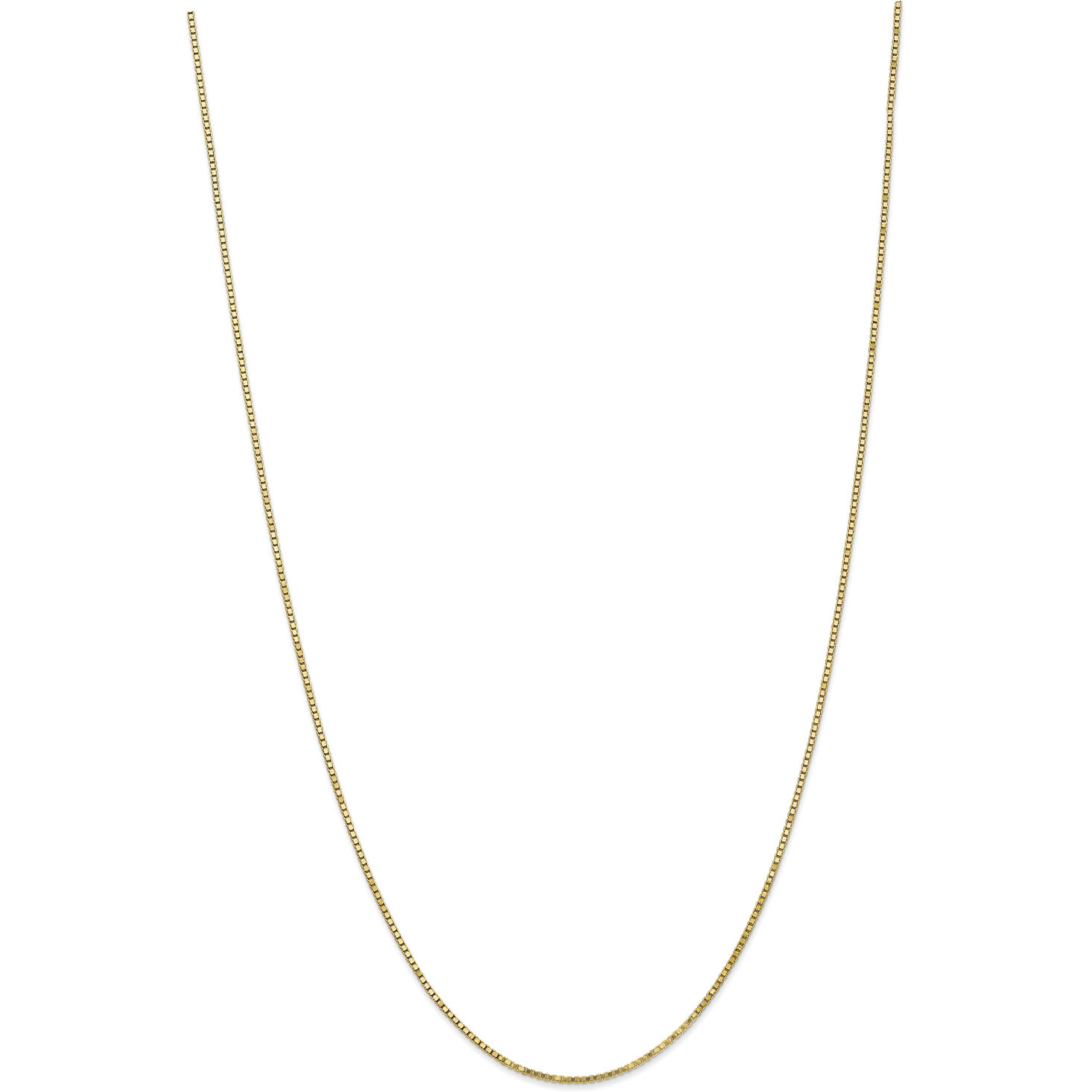 Lex /& Lu 14k White Gold 1.30mm Machine-made Rope Chain Necklace or Bracelet