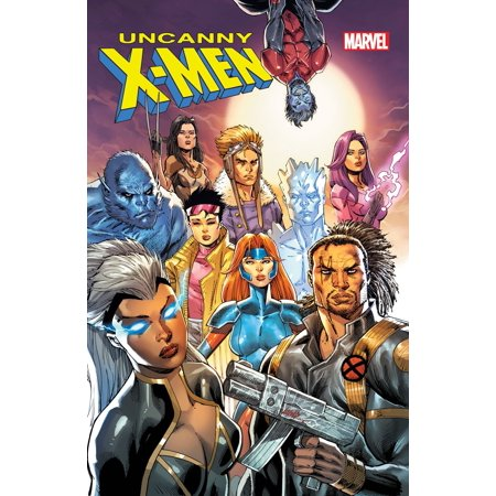 Marvel Uncanny X-Men #1 [Rob Liefeld Variant - Uncanny X-men Covers