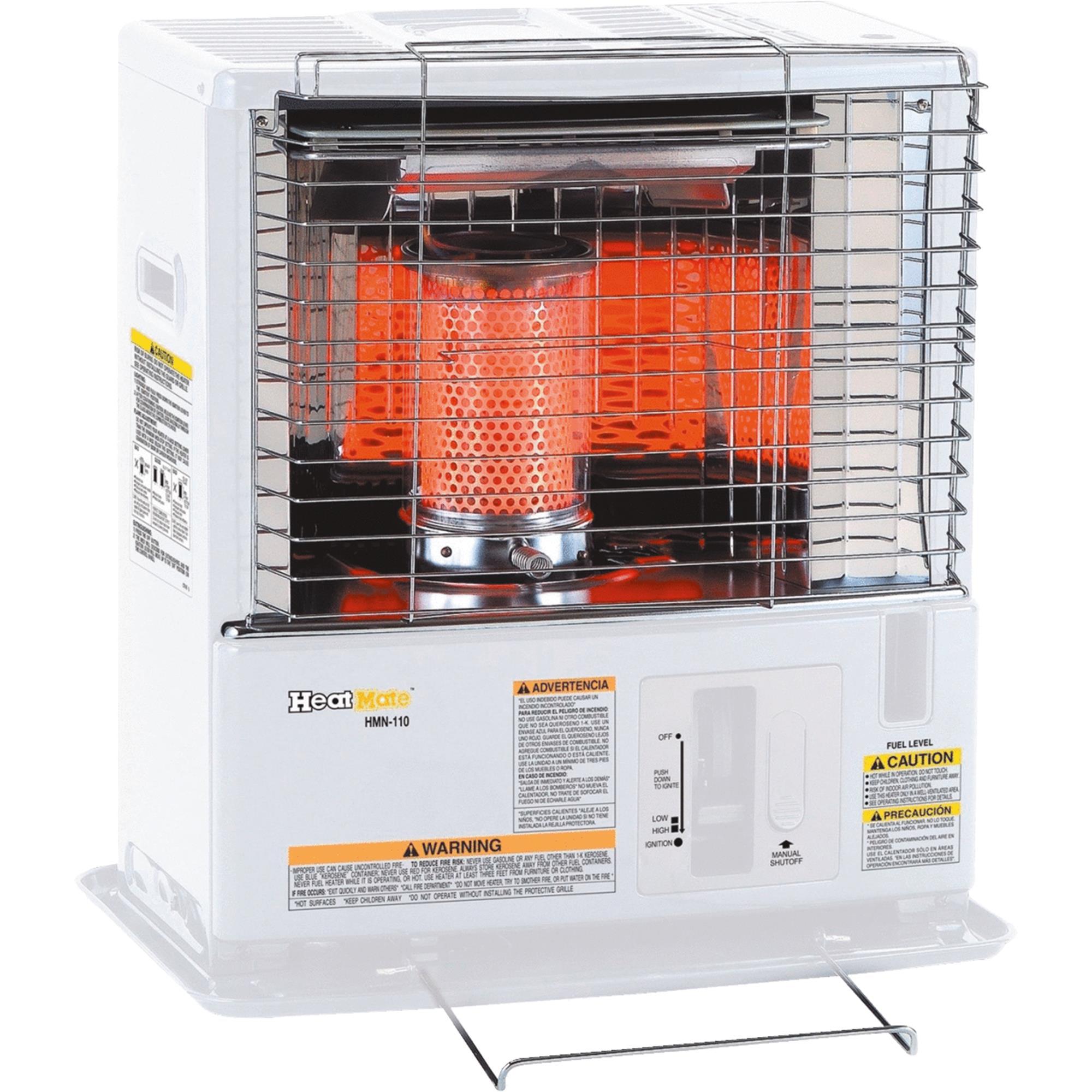 Radiant Kerosene Heater by Sengoku/Heat Mate