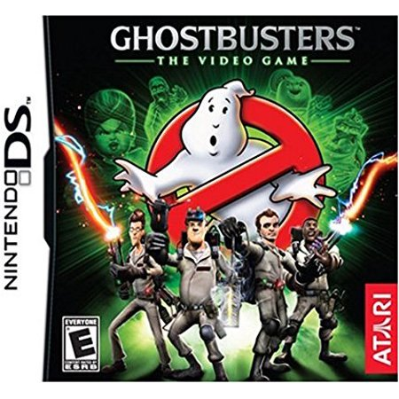 Ghostbusters   Nintendo Ds  Save New York City From Its Latest Paranormal Plague By Atari