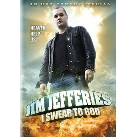 Jim Jefferies: I Swear To God (DVD)