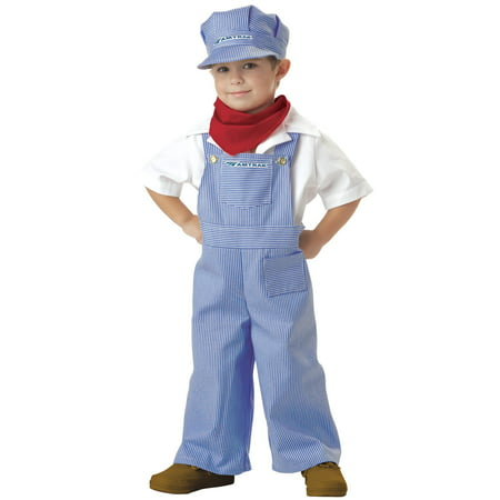 Amtrak Train Engineer Toddler Costume](Oregon Trail Costume)