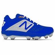new balance men's 3000v4 baseball shoe, royal/white, 7.5 d us