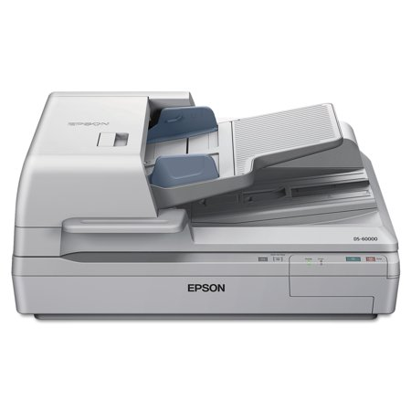 Epson Workforce Ds 60000 Scanner  600 X 600 Dpi