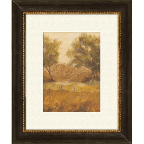 PTM Images Traveled Path A Framed Painting Print