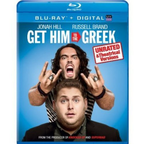 Get Him To The Greek (Blu-ray   Digital HD) (With INSTAWATCH) (Widescreen)