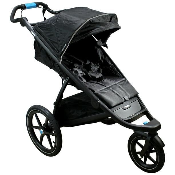 Thule Urban Glide 2 Jogging Stroller, Black - Walmart.com ...