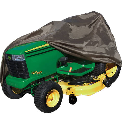 Budge Standard Tractor Cover Fits Tractors, TC-1, Grey