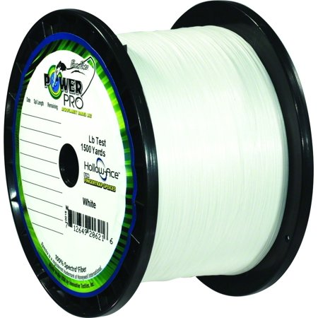 Power Pro 21100301500W Spectra Fishing Line 30Lb 1500 Yd White