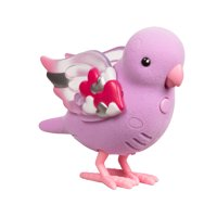 Little Live Interactive Bird with Light-Up Wings, Heartbeams