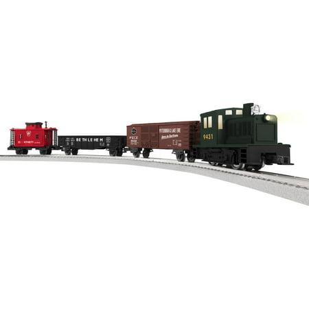 Lionel Junction Pennsylvania Diesel Train Set