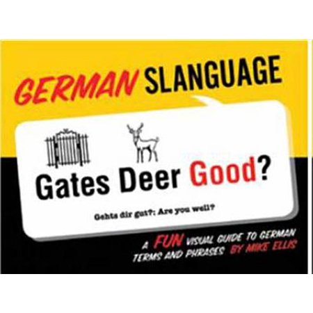 German Slanguage : A Fun Visual Guide to German Terms and Phrases](Halloween Phrases In German)