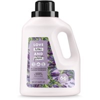 Love Home and Planet Concentrated Laundry Detergent Lavender & Argan Oil 50 oz