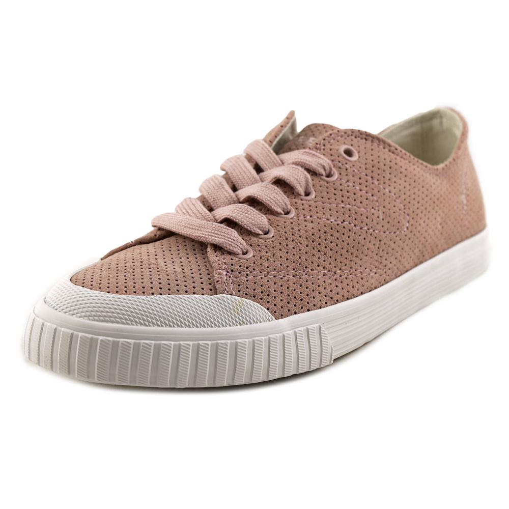 Tretorn Marley 3 Women Suede Pink Fashion Sneakers by Tretorn