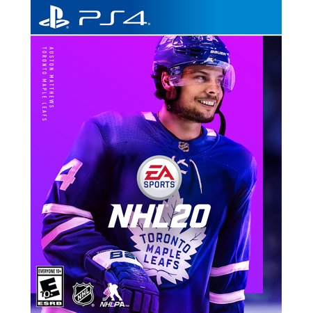 NHL 20, Electronic Arts, Playstation 4, 014633373257