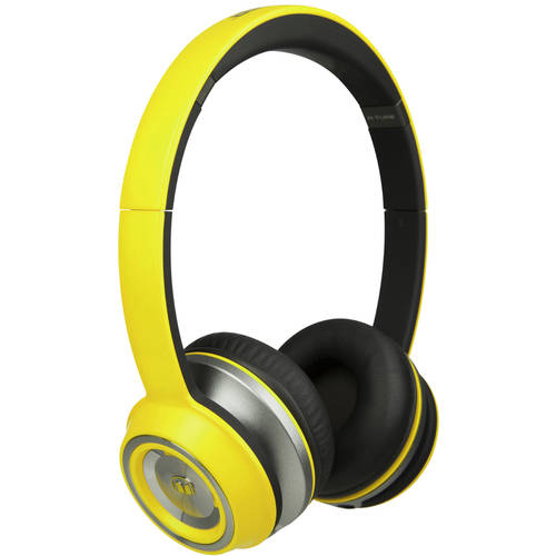 Monster NTune On-Ear Headphones with ControlTalk, Assorted Colors