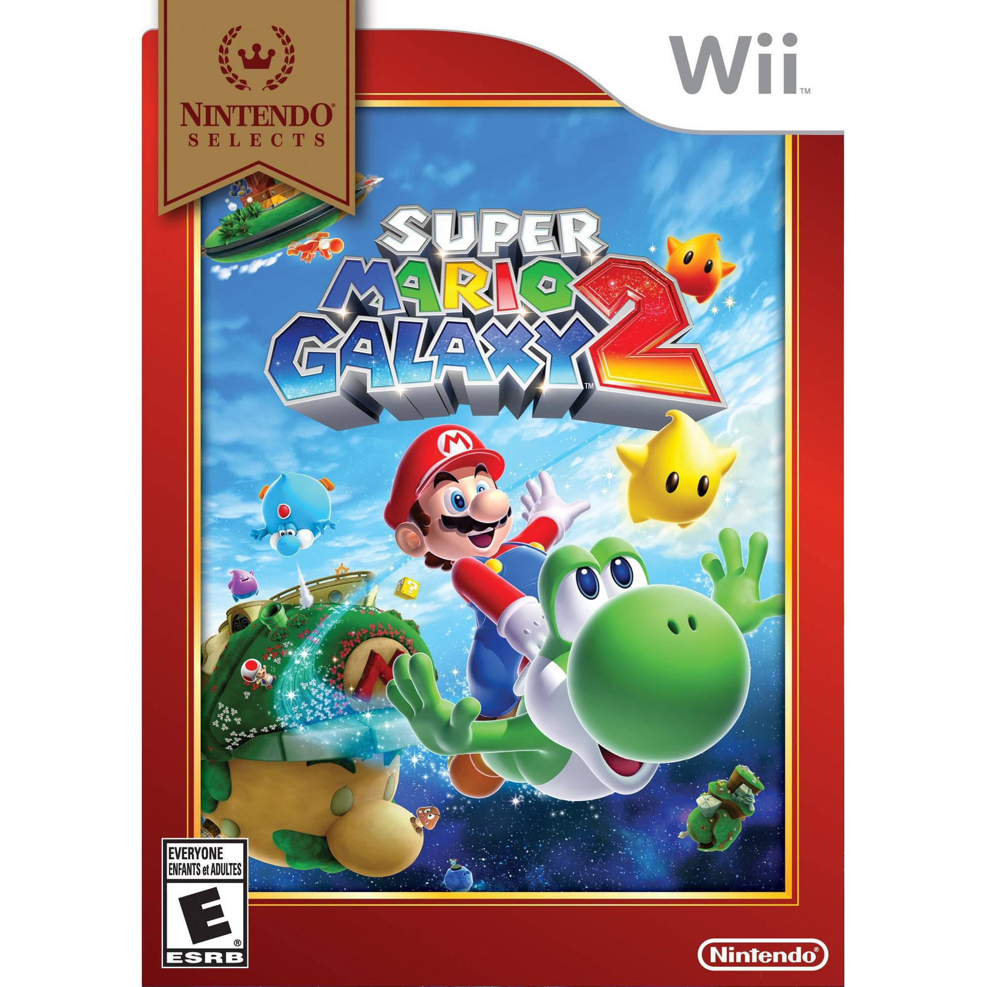 Super Mario Galaxy 2 - Nintendo Selects (Wii U)