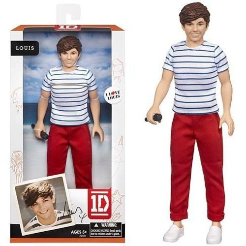 "1D (One Direction) Louis 12"" Figure"