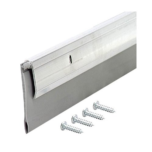 "M-D Products 05389 36"" Heavy-Duty Aluminum and Vinyl Door Sweep"