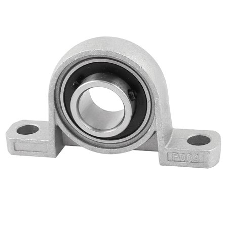 Unique Bargains Self Align 20mm Bore Inner Ball Mounted Pillow Block Insert Bearing KP004