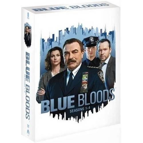 Blue Bloods: Seasons 1-4 (Widescreen) by