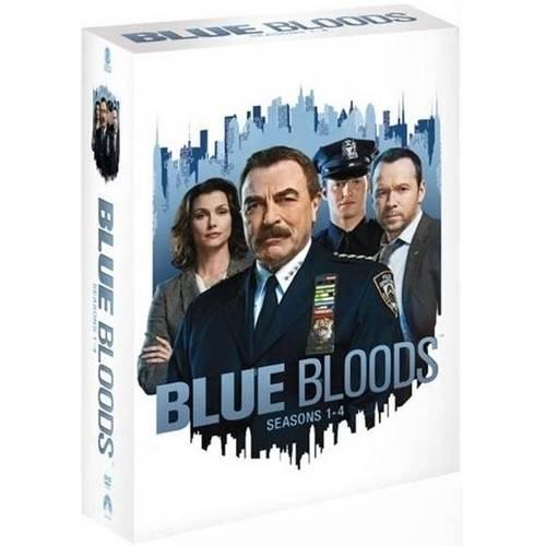 Blue Bloods: Seasons 1-4 (Widescreen)