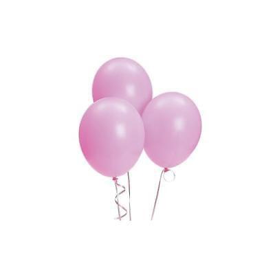 IN-17/11511 Bulk Pink Latex Balloons - 11