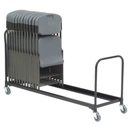 Iceberg 8' Folding Chair Cart, 34-Chair Capacity ()