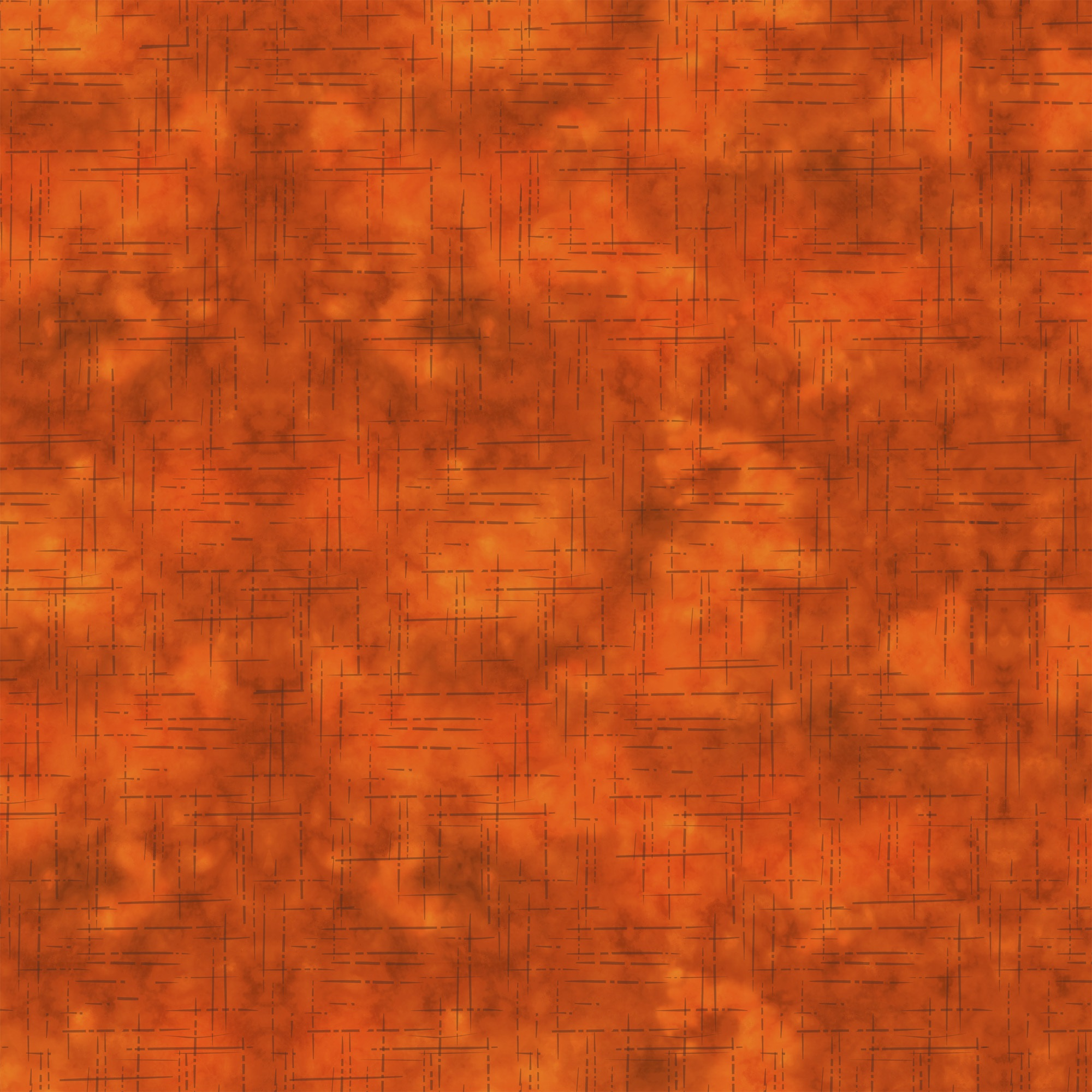 DAVID TEXTILES BLENDER ORANGE COTTON FABRIC BY THE YARD, 44 INCHES WIDE