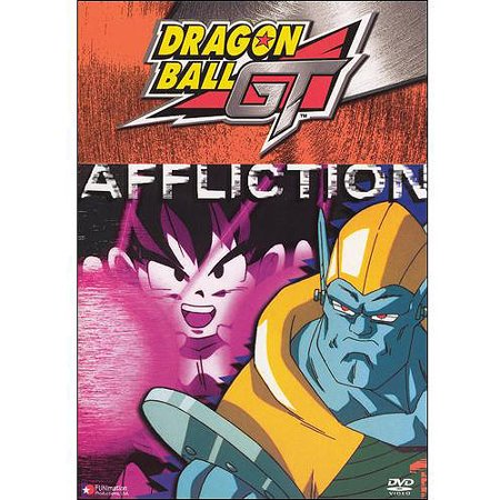 Dragon Ball GT, #1 - Affliction New Condition!