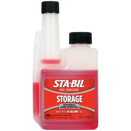 STA-BIL (22208) Storage Fuel Stabilizer, 8 fl oz
