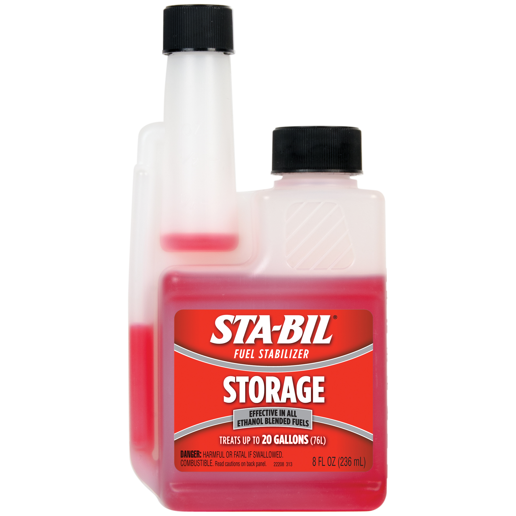 STA-BIL® (22208) Storage Fuel Stabilizer, 8 fl oz