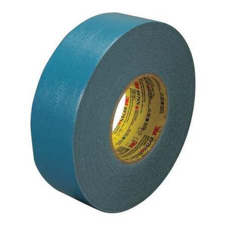 3M T9888979B Duct Tape,3x60 yd.,Blue,PK12 G4903991